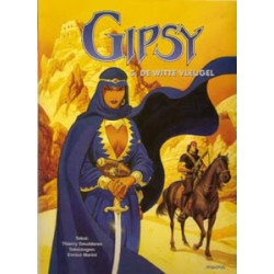 Gipsy 05 De witte vleugel