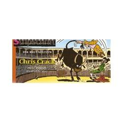 Chris Crack Stripparel 02<br>De kwispelstaartende stier