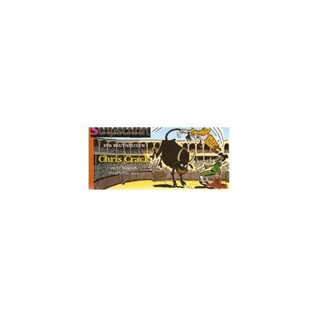 Chris Crack Stripparel 02 De kwispelstaartende stier