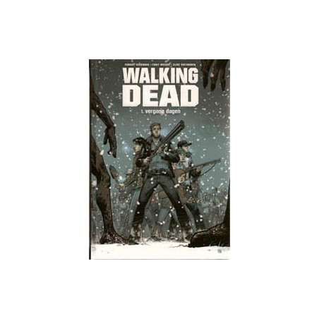 Walking dead NL01 HC Vergane dagen