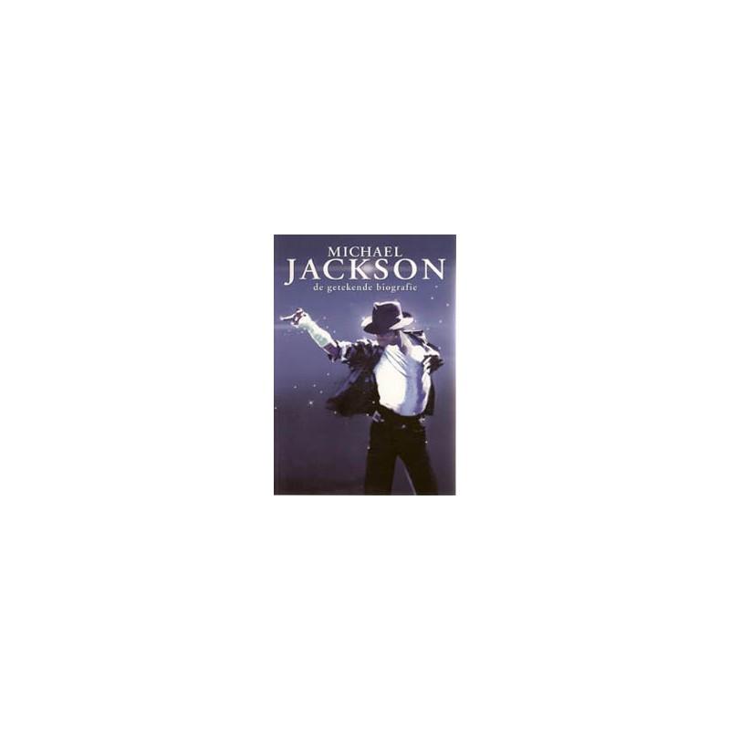 Michael Jackson – De getekende biografie HC