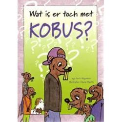 Wat is er toch met Kobus? (met koelkastmagneten)