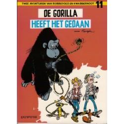 Robbedoes 11 De gorilla heeft het gedaan