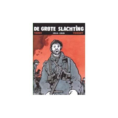 Tardi strips HC De grote slachting 1e druk 2010