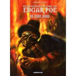 Edgar Poe 03<br>De rode dood<br>1e druk 2010
