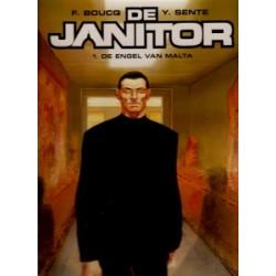 Janitor 01 - De engel van Malta HC