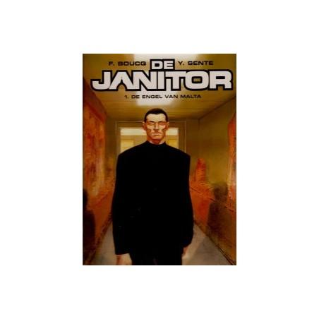 Janitor 01 De engel van Malta HC