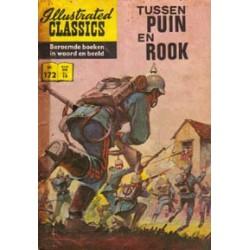 Illustrated Classics 172<br>Tussen puin en rook<br>1e druk 1964