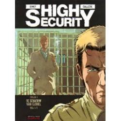 High Security 05<br>De schaduw van Ezekiel (1)