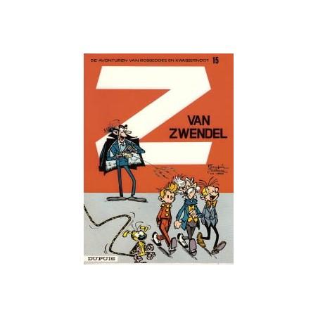 Robbedoes 15<br>Z van Zwendel