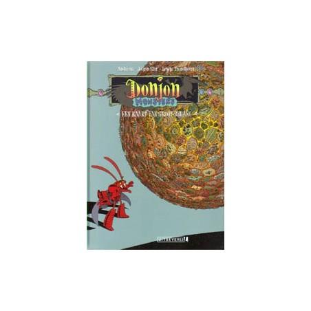 Donjon Monsters 03 HC Een kaart van groot belang
