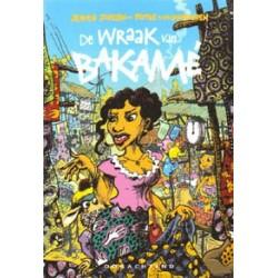 Janssen<br>De wraak van Bakame