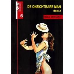 Manara collectie 06<br>De onzichtbare man deel 2