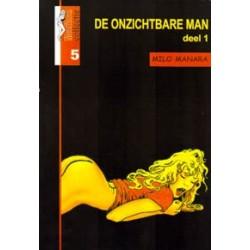 Manara collectie 05<br>De onzichtbare man deel 1