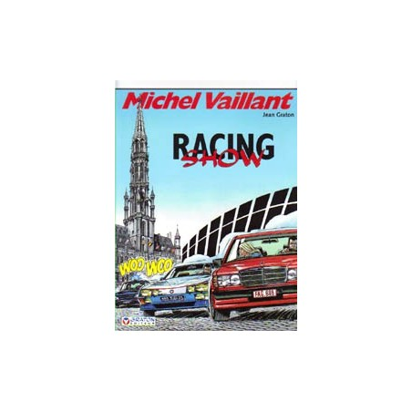 Michel Vaillant  46 Racing show