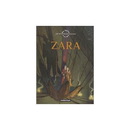 Schuiten  strips De Holle Aarde  02 Zara HC