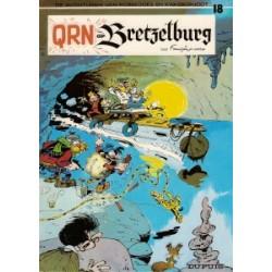 Robbedoes 18 QRN op Bretzelburg