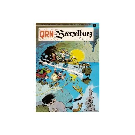 Robbedoes 18<br>QRN op Bretzelburg