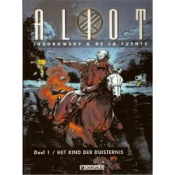 Aliot 01 Het kind der duisternis 1e druk 1996