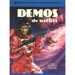 Collectie Charlie 02 Demos de wreker 1e druk 1984