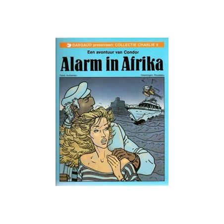 Collectie Charlie 09 Condor 2 Alarm in Afrika 1e druk