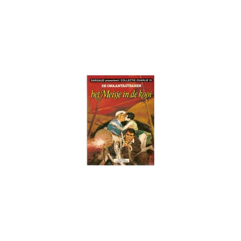 Collectie Charlie 15 De Onaantastbaren 2 1e druk 1986
