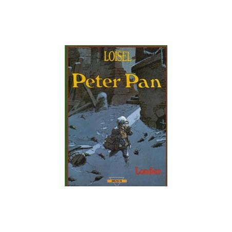 Peter Pan 01 Londen herdruk
