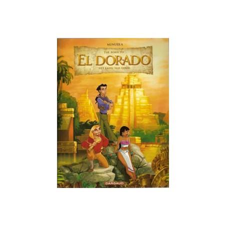 Road to El Dorado 01 Het land van goud