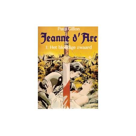Jean d'Arc 01 Het bloedige zwaard