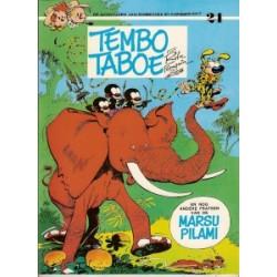 Robbedoes 24 Tembo Taboe