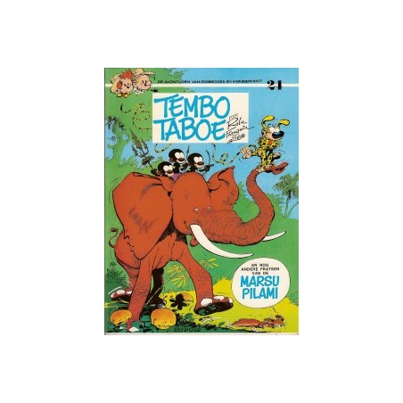 Robbedoes  24 Tembo Taboe
