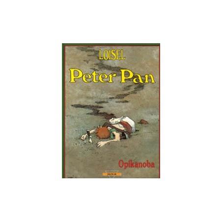 Peter Pan HC 02 Opikanoba 1e druk 1992