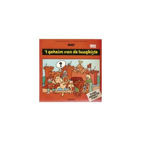 Ridder Haolhaok setje Deel 1 t/m 3 1e drukken 1989-1991