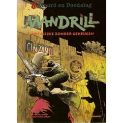 Moord en doodslag 01 Mandrill 1 Het meisje zonder geheugen