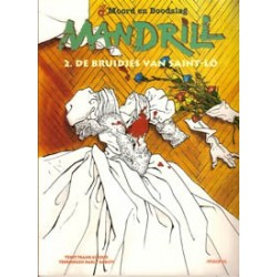 Moord en doodslag 06 Mandrill 2 De bruidjes van Saint-Lô