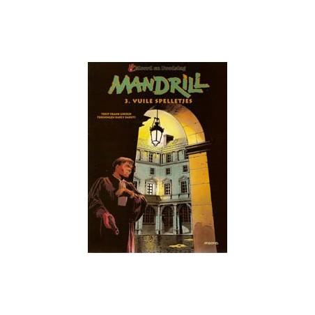 Moord en doodslag 08 Mandrill 3 Vuile spelletjes