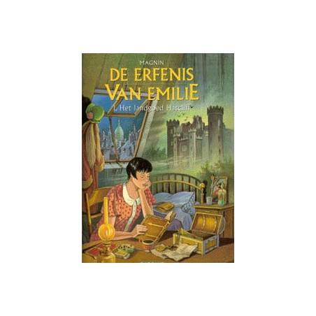 Erfenis van Emilie setje deel 1 t/m 3 1e drukken 2002-2003