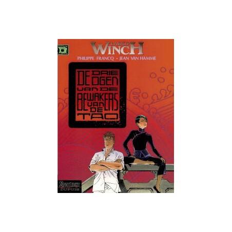 Largo Winch  15 De drie ogen van de bewakers van de tao