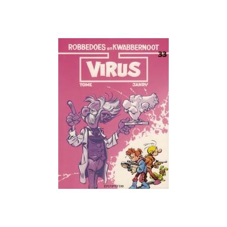 Robbedoes  33 Virus