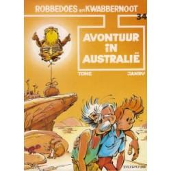 Robbedoes 34 Avontuur in Australië
