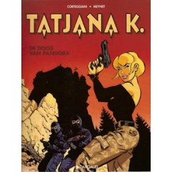 Tatjana K. 01<br>De doos van Pandora