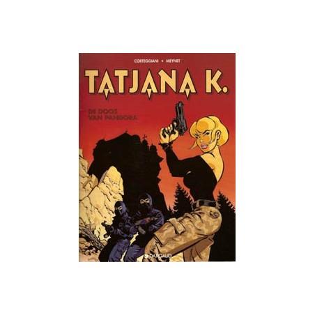 Tatjana K. 01 De doos van Pandora herdruk