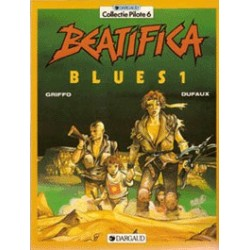 Beatifica blues setje<br>Deel 1 t/m 3<br>1e drukken 1987-1989