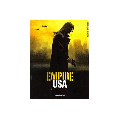 Empire USA set seizoen I<br>Deel 1 t/m 6