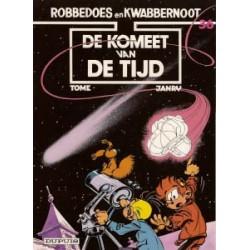 Robbedoes 36 De komeet van de tijd