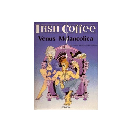 Irish coffee setje Deel 1 & 2 1e drukken 1991-1993