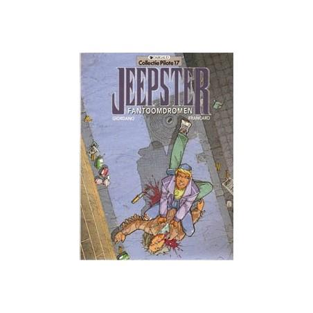 Jeepster setje Deel 1 & 2 1e drukken 1992-1993