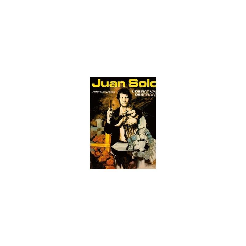 Juan Solo setje Deel 1 t/m 4