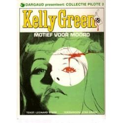Kelly Green setje<br>Deel 1 & 2 NL deel 3 USA<br>1e drukken