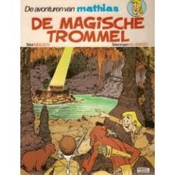 Mathias setje<br>Deel 1 t/m 3<br>1e drukken 1982-1990